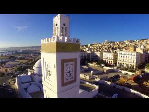 Algiers By Drone   Skycam Algeria