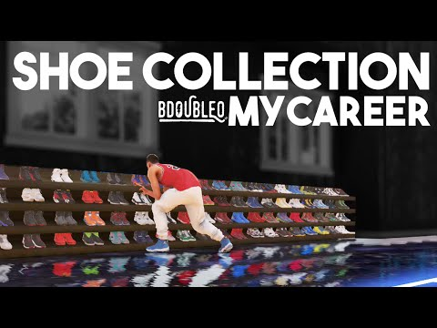 002e6d8d2f12 NBA 2K16 My Career Shoe Collection   College Game 2
