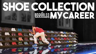NBA 2K16 My Career Shoe Collection & College Game 2