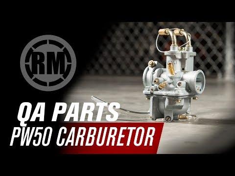 QA Parts Yamaha PW50 YZinger Carburetor