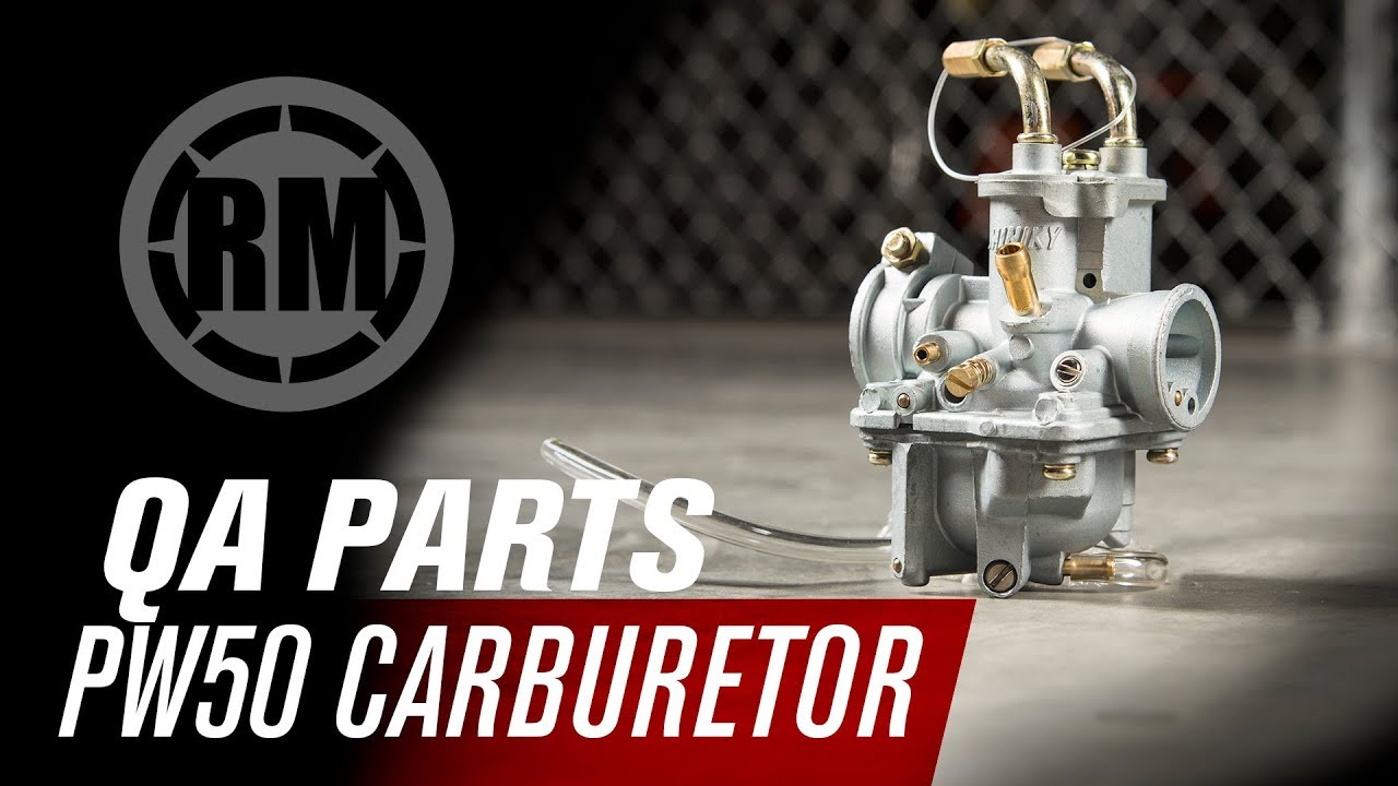 QA Parts Carburetor | Parts & Accessories | Rocky Mountain