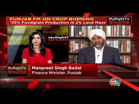 Will Stop Growing Rice: Punjab FM On Smog Issue