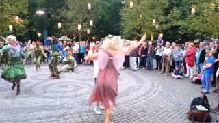 elfen dans in de Efteling