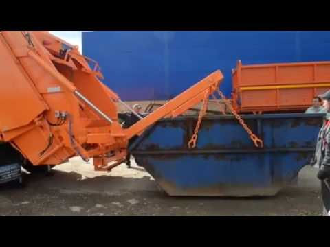 Заказ мусорного контейнера цена