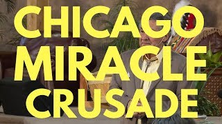 Chicago Miracle Crusade - Mel Bond - Friday, September 7, 2018