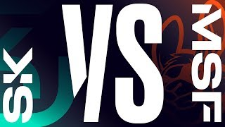 SK vs. MSF - Week 6 Day 1   LEC Spring Split   SK Gaming vs. Misfits Gaming (2019)