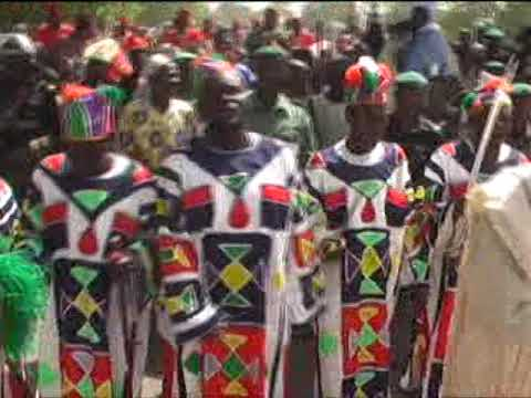 shehu of borno video song in kanuri by rab D part 1