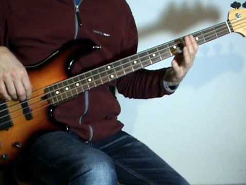 Missouri - Movin' On - Bass Cover