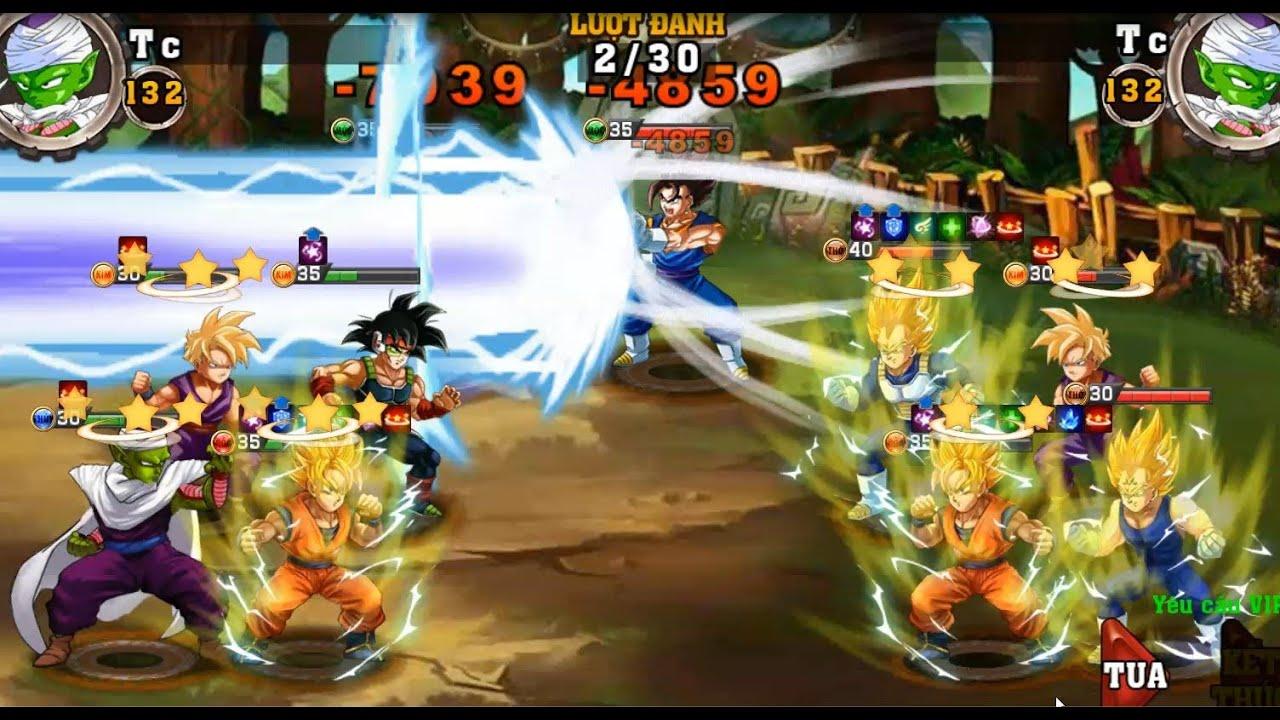 Game Mobile Ngọc Rồng Đại Chiến - Dragon Ball