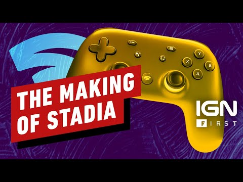 How DOOM Helped Convince Google That Stadia Would Work - IGN First