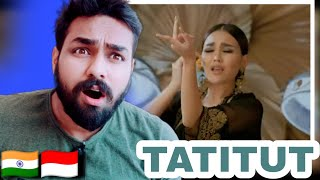 Gambar cover Indian Reacts To AYU TING TING - TATITUT (OFFICIAL MUSIC VIDEO) REACTION