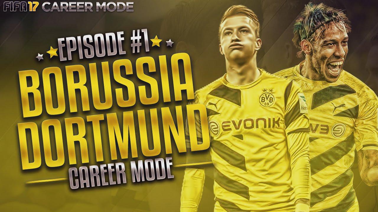 Fifa 17 Career Mode Dortmund Episode 1 2 Huge Signings