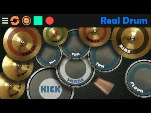 Alam - Mbah Dukun (Real Drum Cover)