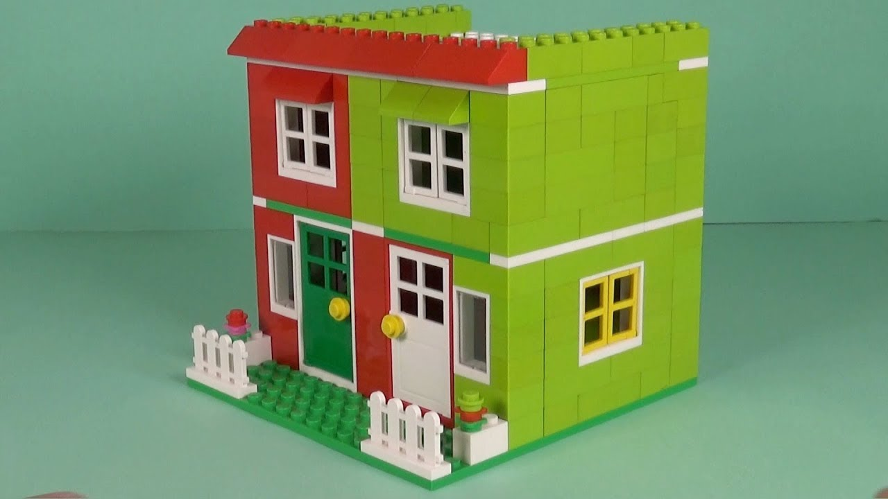 Lego House Apartment Instruction Product User Guide Instruction