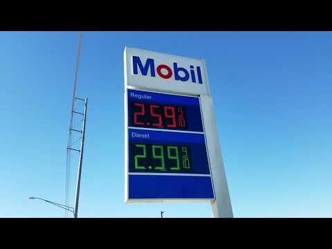 Austin Texas: Gas Prices