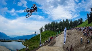 Whips, Whips and more Whips | Crankworx MTB Whip Off Highlights 2017
