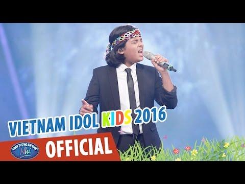 THẦN TƯỢNG ÂM NHẠC NHÍ 2016 - CHUNG KẾT - WE ARE THE WORLD - JAYDEN - FULL HD