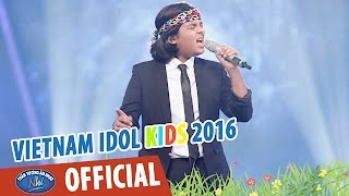 than tuong am nhac nhi 2016 - chung ket - we are the world - jayden - full hd