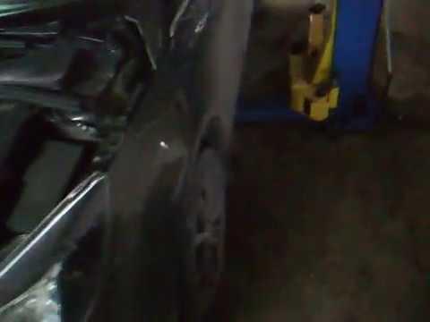 Ford-Focus 3 после ремонта электрорейки.