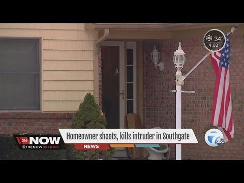 Homeowner shoots, kills intruder in Southgate
