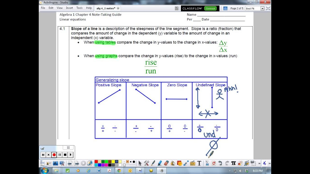 pre algebra notetaking guide ebook