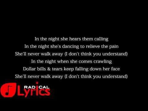 The Weeknd In The Night Lyrics Youtube