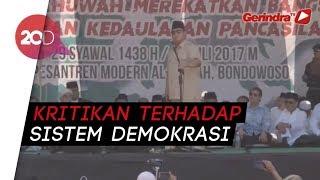 Prabowo: Rp 300 Miliar untuk Nyagub Itu Paket Hemat!