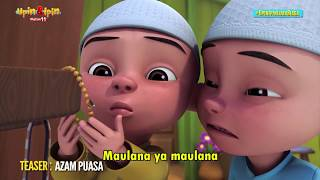 Video Lirik Ya Maulana Nisa Sabyan versi Upin Ipin, AKB - Ayo Kita Belajar download MP3, 3GP, MP4, WEBM, AVI, FLV September 2018