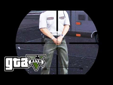 AIM FOR CROTCH - Grand Theft Auto 5 Heist Setup - HUMANE LABS SETUP 4 - (GTA 5 Online) | Pungence
