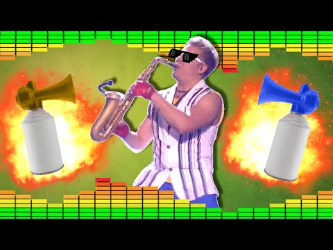 Epic Sax Guy - MLG Airhorn Remix