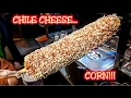 "EXTRAORDINARY STREET FOOD!!! MEXICAN STREET ""ELOTE"" (PREPARED CORN MEXICAN STYLE!!!)"