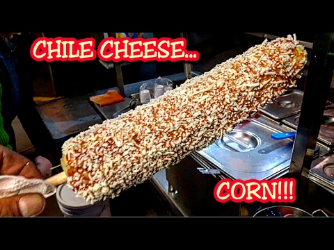 EXTRAORDINARY MEXICAN STREET FOOD