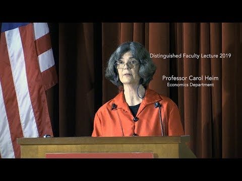 umass-amherst-distinguished-faculty-lecture-2019,-professor-carol-e.-heim