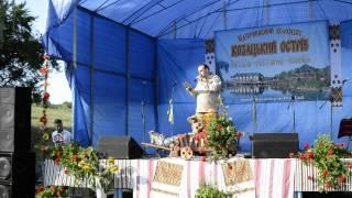 """Святкування 4-ї річниці ВК """"Козацький острів"""" ч.10 (З історії с. Чорнолізці )"""