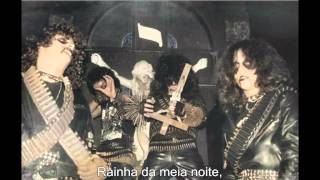 Sarcófago - Midnight Queen (legendado)