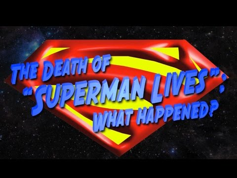 the death of superman lives what happened f Feature Film
