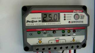 Solar Charge Controller - Pro Star 30 thumbnail