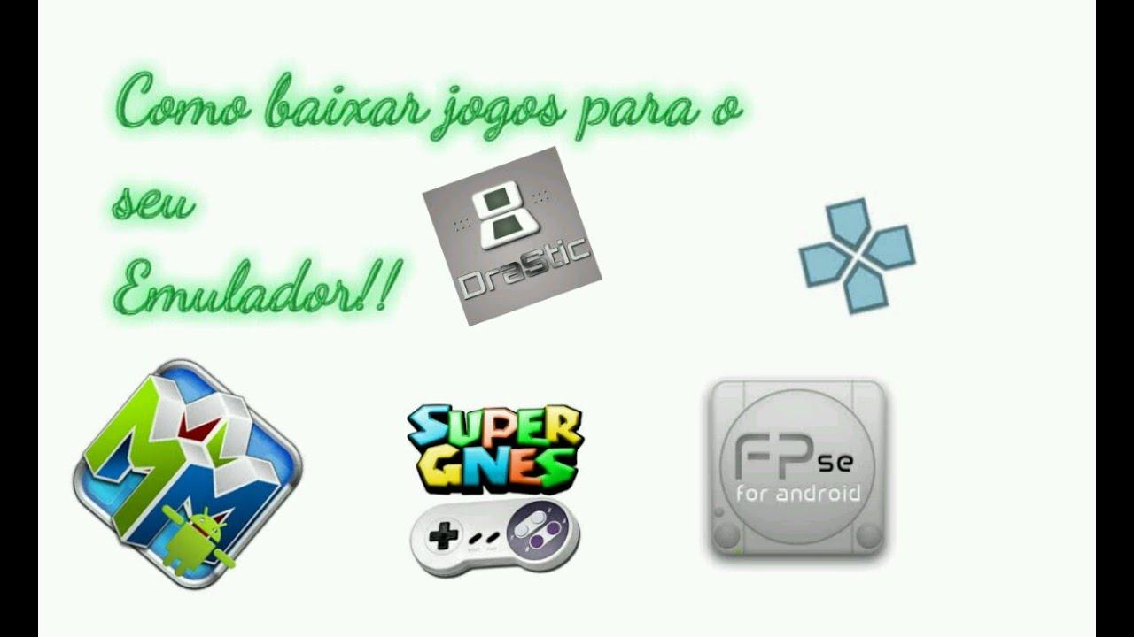 SUPERGNES O JOGOS BAIXAR PARA ANDROID