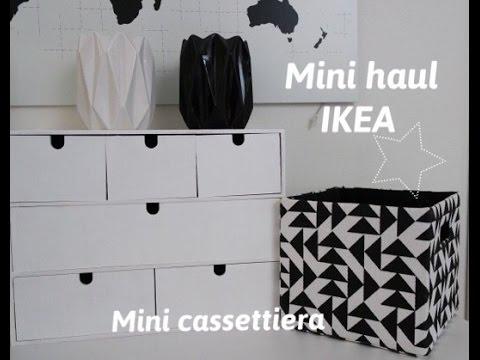 Mini haul ikea 2 minuti di compere cassettiera per makeup youtube - Mini cassettiera ikea ...