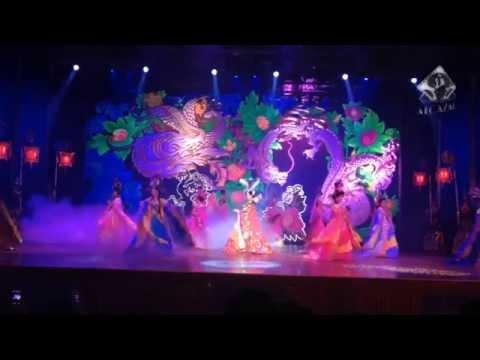 """Flower of China (I'm Remains)"" Alcazar Cabaret Pattaya 2014"