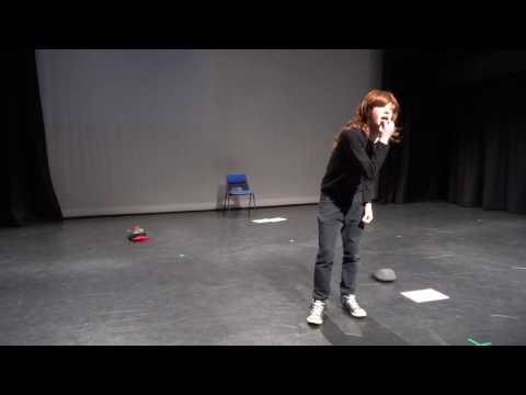 Silent Comedy Performance