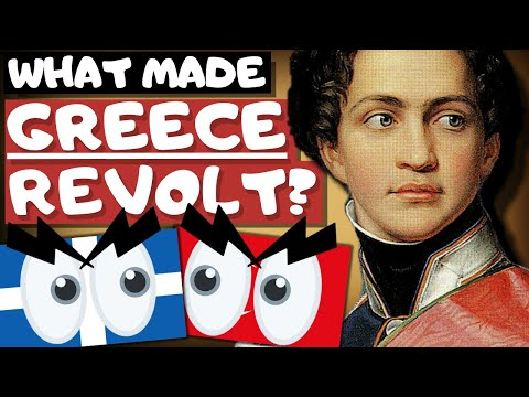 The Greek Revolution | How Did Greece Get Its Independence?
