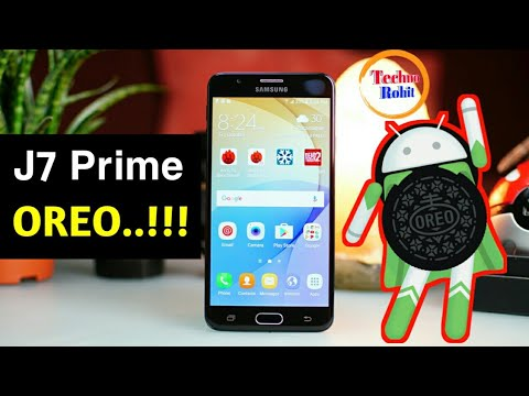 Samsung Galaxy J7 Prime Android Oreo Latest News J7 Prime Oreo