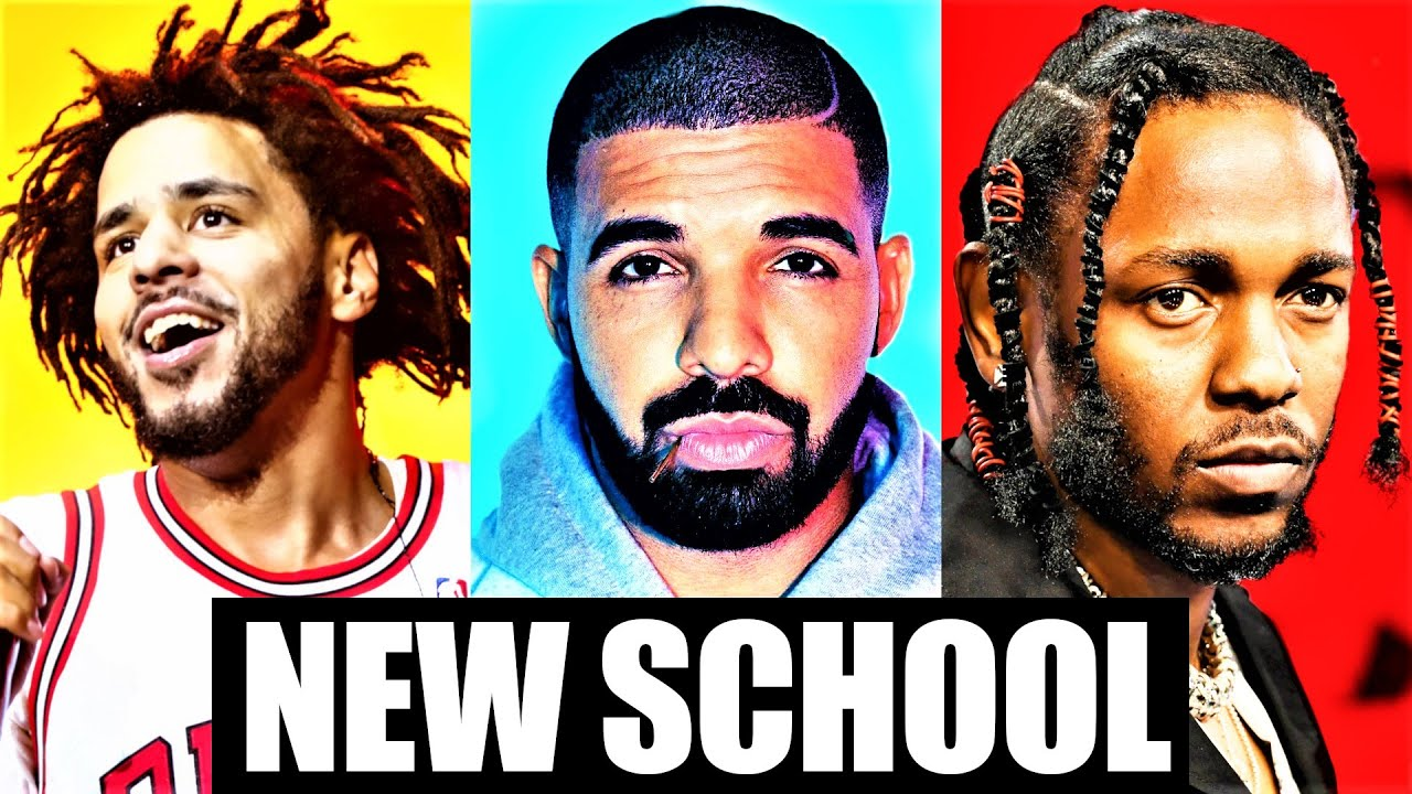 Top 50 - The Best New School Rappers (2019)