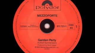 Mezzoforte - Garden Party (1983)