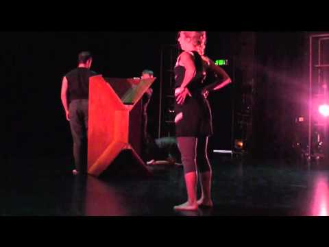 Within- First part of a double bill called Trespass by StopGAP Dance Company