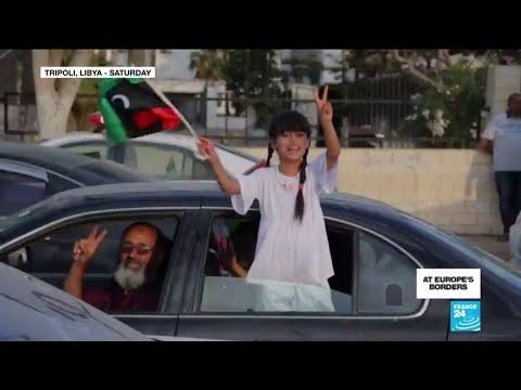 Libya Civil War: Khalifa Haftar Backs Ceasefire From June 8