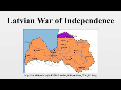 Latvian War of Independence