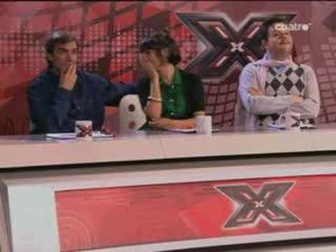 Silvia Padilla - Ponte el cinturón (Factor X)