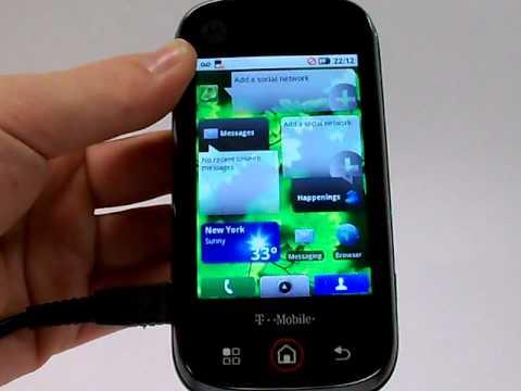 Motorola CLIQ B200 Erase Cell Phone Info - Delete Data - Master Clear Hard Reset